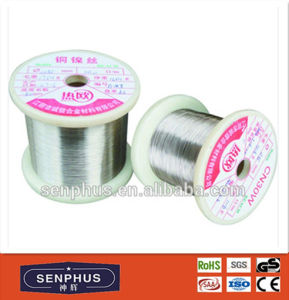 Nickel Iron Heating Alloy Wire pictures & photos