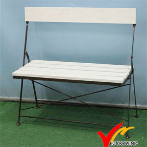 Back Design Folding Vintage Outdoor Park Garden Bench Chair pictures & photos