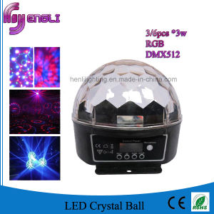 30W LED Crystal Ball Light (HL-056) pictures & photos