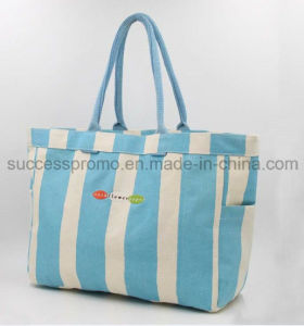 Cotton Canvas Shopping Promotional Tote Hand Bag pictures & photos