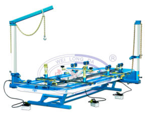Wld-2 Luxury Automatice Car Body Repair Bench pictures & photos