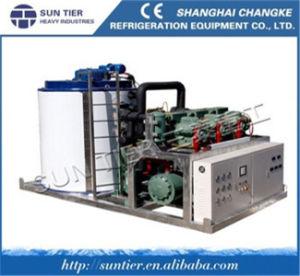 Flake Ice Machine/Waffle Making Machine /Ice Machine in China pictures & photos