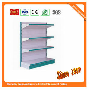 Popular Metal Supermarket Display Shelf 08081 pictures & photos