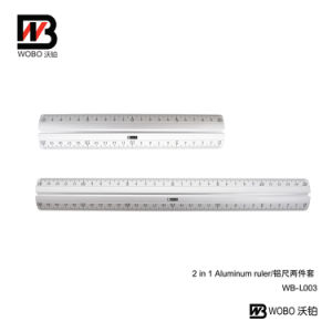 2016 Office Stationery Aluminum Ruler Set