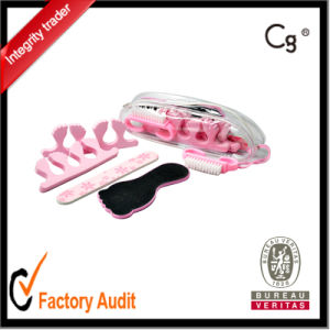 PVC Pouch Cheap Manicure and Pedicure Set Wholeas with You Client Logo Print pictures & photos