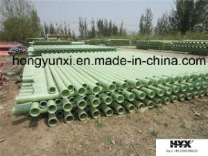 FRP Pipe for Cable Casing pictures & photos