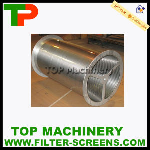 Rotary Drum Screen Filter for Topsoil, Gravel pictures & photos