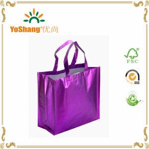 Laser Laminate Non Woven Bag Eco-Friendly Bag Shopping Bag pictures & photos