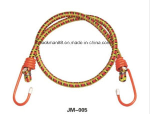 High Quality Airport Travel Custom Made Suitcase Luggage Lanyard Strap, Elastic Luggage Strap (JM-005) pictures & photos