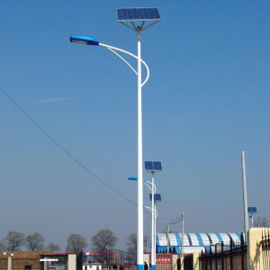 24W LED Light Outdoor Lighting with Solar Energy pictures & photos