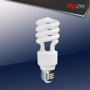 CFL Half Spiral Energy Saving Light pictures & photos