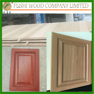 MDF Cabinet Doors Free Painting Plywood Oak Face pictures & photos