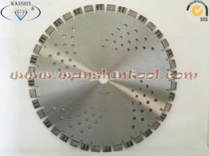 Turbo Diamond Saw Blade with 20mm Length Segment for Concrete pictures & photos