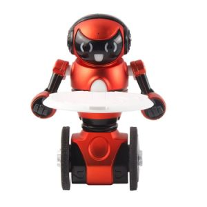 3121-Smart Robot 2.4GHz with Wheel Gravity Sensor / Dancing RC Robot pictures & photos