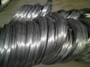 Oval Galvanized Wire in 2.4X3.0mm for Farm Fencing pictures & photos