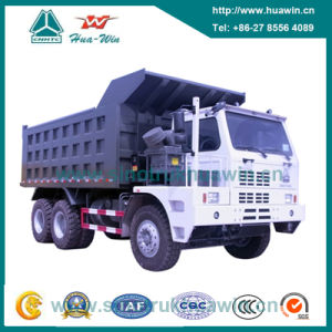 Sinotruk HOWO 420HP 6X4 Mining Tipper Truck 70 Ton pictures & photos