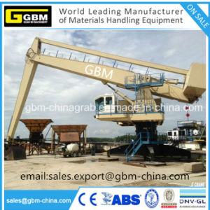 Harbor Offshore Equilibrium Handler Balance Portal Crane for Bulk Material pictures & photos