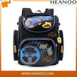 Hard Shell Boy PEVA Backpack School Bag Book Satchel pictures & photos