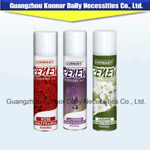 Air Fresheners Aerosol Spray Type and Liquid Shape Aerosol Perfumes pictures & photos
