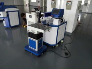 YAG 200W Laser Spot Welding Machine pictures & photos