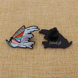 Custom Your Own Design Metal Soft Enamel Lapel Pin pictures & photos