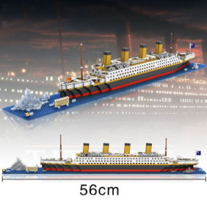 6739389-Titanic Building Block Educational Toy 1680PCS - World Great Architecture Series pictures & photos