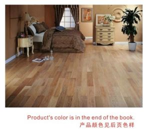 Laminate Flooring Accessories of Nail-Hidden PVC Skirting Board pictures & photos