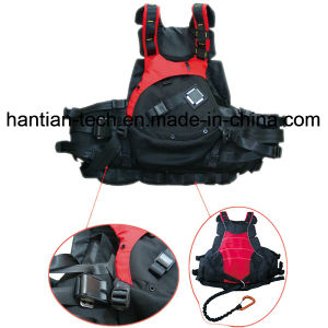 New Type Outdoor Lifesaving Foam Lifejacket for Drifting (HTGY-054) pictures & photos