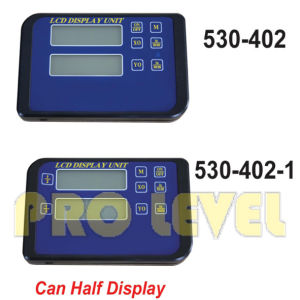 Backlight LCD Display with X and Y Coordinate Data (SKV530-402) pictures & photos