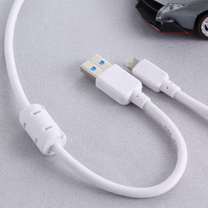8 Pin USB Cable with Magnetic Ring for iPhone 6s, iPhone5, iPad pictures & photos