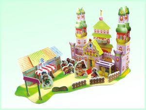 DIY Puzzle Toys Jigsaw 3D Puzzle with En71 (H4551281) pictures & photos