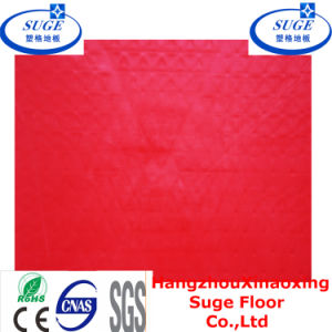 Environment Material Suge Suspended Sports Floor pictures & photos