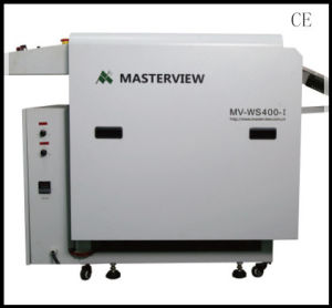 Washing Plate Machine for Offset pictures & photos