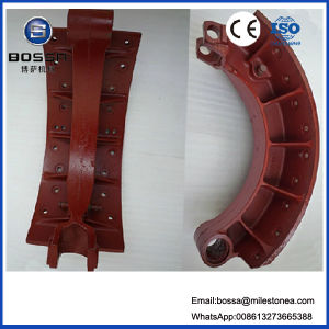 "Wholesaler Price Scania 7"" Brake Shoe 1104543 1104544 for Heavy Duty Truck Trailer pictures & photos"