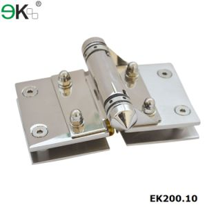 Stainless Steel Glass Mounting 180 Degree Spring Glass Hinge