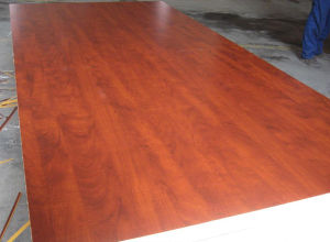 MDF/Melamine MDF for Home Furniture/Laminated MDF pictures & photos