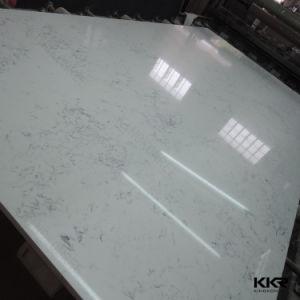 Artificial Marble Slab Man Made Quartz Stone pictures & photos