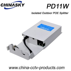 Single Isolated Outdoor IP Camera Ap Application Poe Splitter (PD11W) pictures & photos