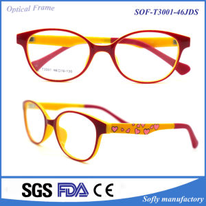 Kids Optical Glasses Frames Eyeglasses/Eyewear for Children pictures & photos