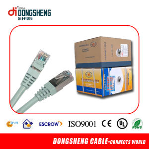 LAN Cable UTP/FTP/SFTP Cat5e Cable pictures & photos
