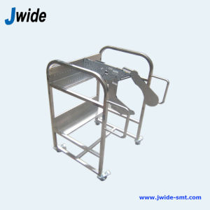 Stainless Steel SMT Feeder Trolley for EMS Factory pictures & photos