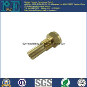 Made in China Custom CNC Machining Brass Parts pictures & photos