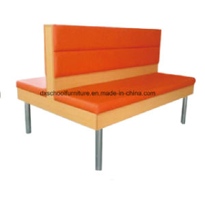 Morden Orange Duble Sofa Two-Seater pictures & photos