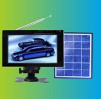 Yingli 7 Inches Mini Solar Energy TV (SZYL-STV-706) pictures & photos