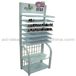 Metal Display Stand/Display for Cosmetic/Exhibition for Goods Promotion (AD-120827E) pictures & photos