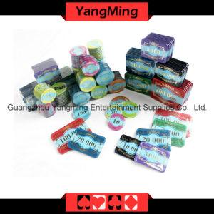High-Grade Bronzing Chip Set 760PCS (YM-TZCP0018) pictures & photos