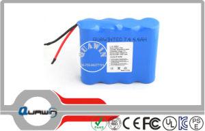 7.4V 2200mAh 4400mAh 5600mAh 5800mAh 6000mAh Lithium-Ion Battery Pack pictures & photos