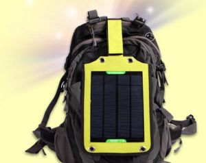 Portable Waterproof Solar Travelling Charger pictures & photos