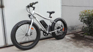 Kaiyi 26′fat Tire 48V500W E Bike Electric Bike
