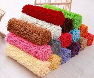 Microfiber Chenille Bath Mat/Floor Towel/Tea Towel pictures & photos
